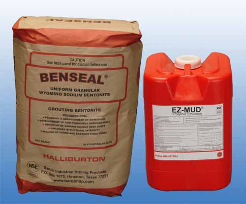 BENSEAL®/EZ MUD® Slurry