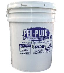 Bentonite Pel-Plug Coated
