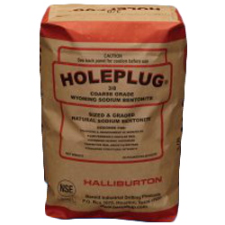 HOLEPLUG® Graded Sodium Bentonite